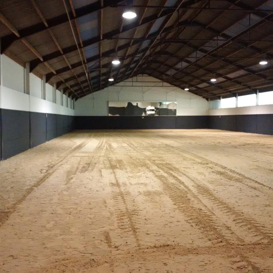 Inside Arena
